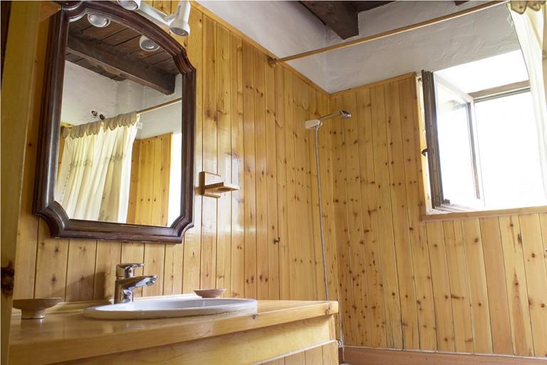 Linsoles Baño Habitación Principal