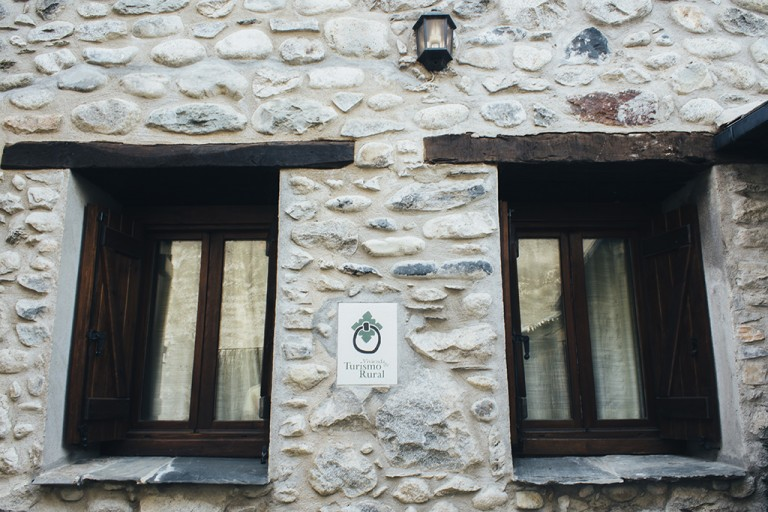 Casa 3 Patio exterior