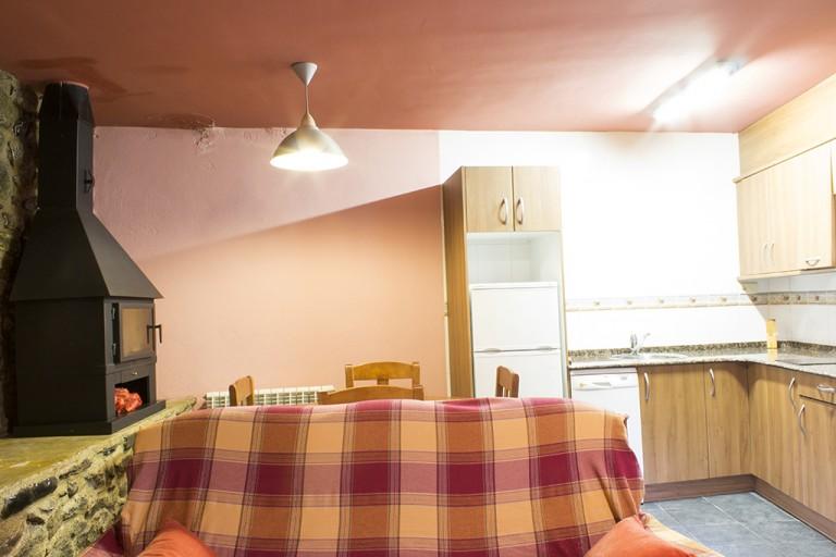 Casa 3 Salon Comedor Cocina