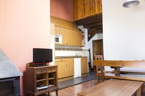 Casa 2 Salon Comedor Cocina